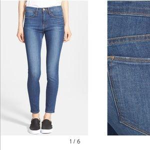 Frame Le high skinny jeans Fleet ST size 26